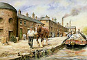 All in a Working Day -  images of the potteries